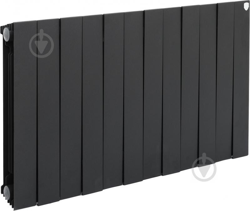 Радіатор біметалевий Royal Thermo 500/Noir Sable 12 (НС-1054871) (НС-1161562)