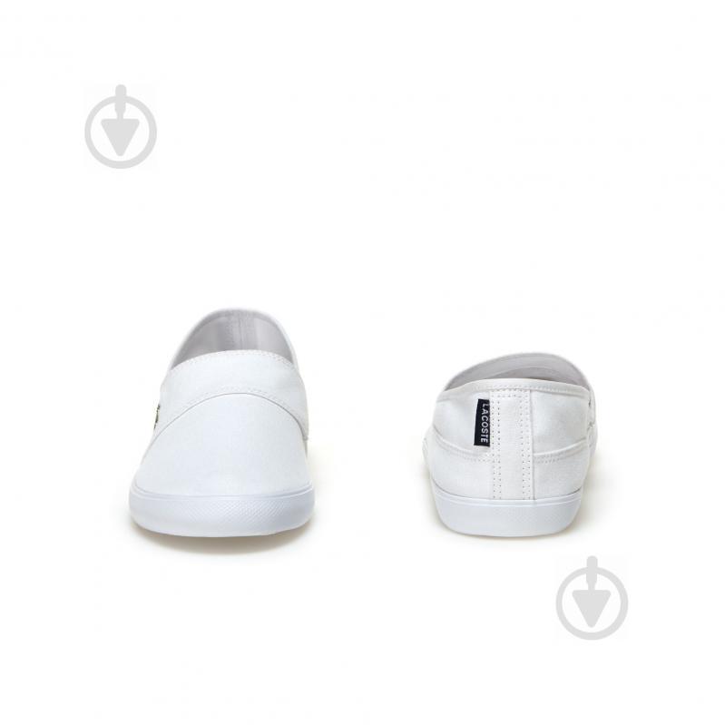 Кеды Lacoste 733CAM1071001 р. 7,5 белый - фото 5