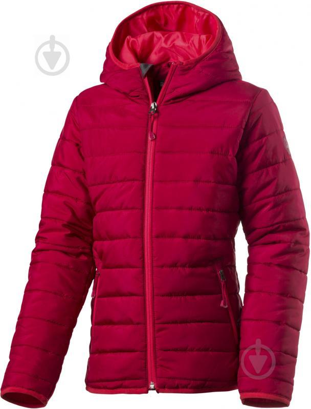 Куртка McKinley Ricon gls р. 116 темно-красный 280757-288 - фото 1