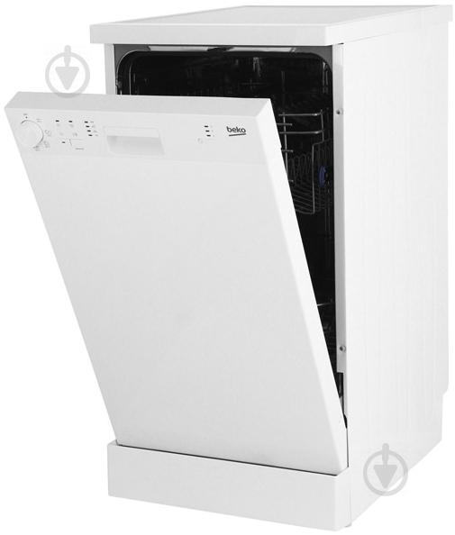 Посудомоечная машина Beko DFS05010W - фото 2