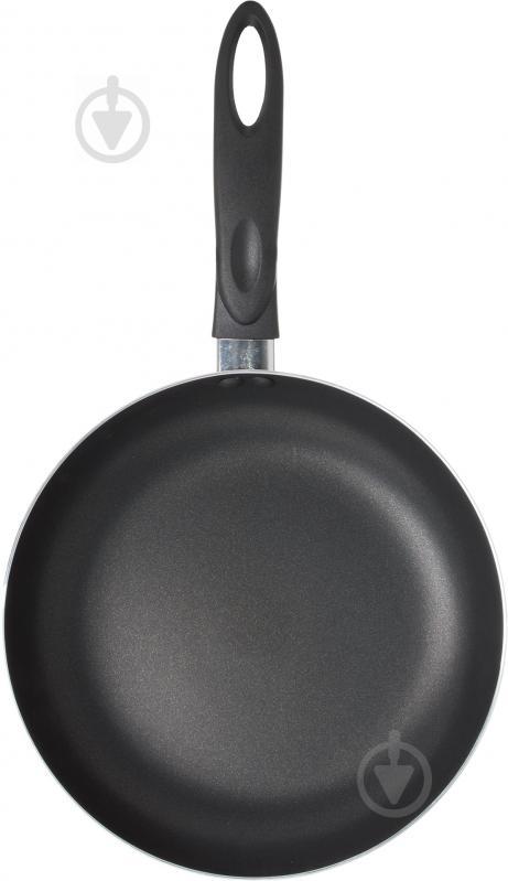 Сковорода 24 см фіолетова Underprice - фото 2