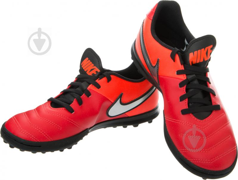 Футбольні бутси   Nike  Tiempo Rio III 819197-608   р. 5  червоний - фото 1