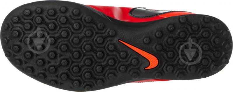 Футбольні бутси   Nike  Tiempo Rio III 819197-608   р. 5  червоний - фото 5