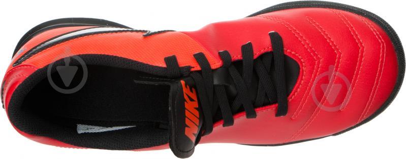 Футбольні бутси   Nike  Tiempo Rio III 819197-608   р. 5  червоний - фото 4