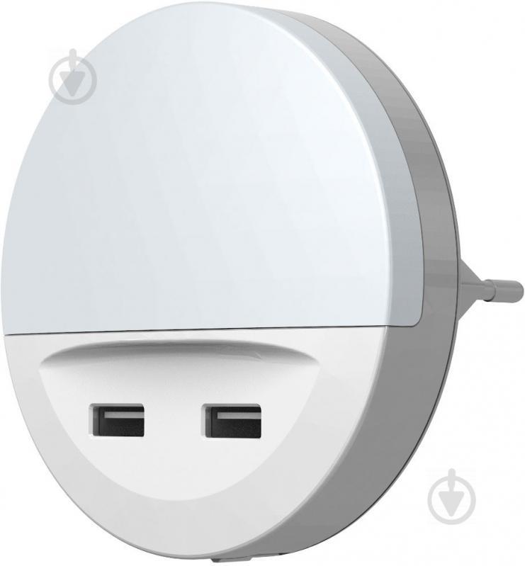 Ночник Ledvance Lunetta USB LED 13 Вт белый - фото 1