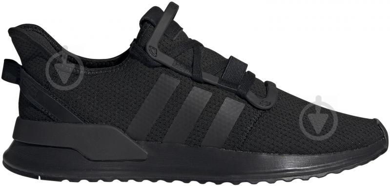 Кроссовки Adidas U_PATH RUN G27636 р.UK 10,5 черный