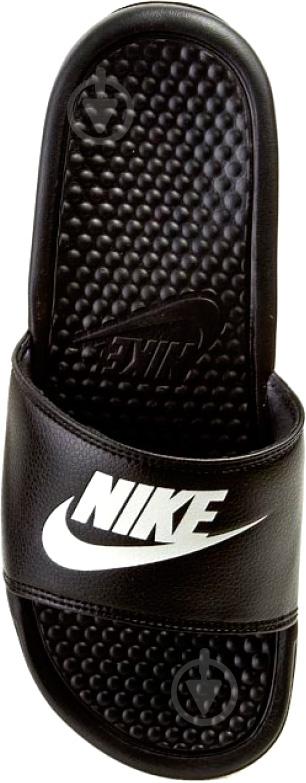 Шлепанцы Nike Benassi Jdi 343880-090 р. 13 черный - фото 5
