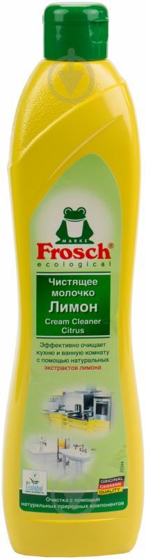 Засіб для чищення Frosch Лимон 0,5 л - фото 1