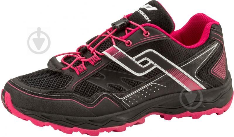 Кросівки Pro Touch Ridgerunner V W PRO 269955-901050 р. 37 чорно-рожевий - фото 1