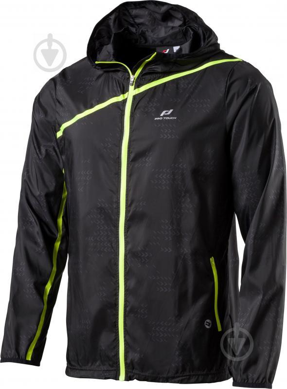 Куртка Pro Touch Jobian II 273334-68639 S черный - фото 1