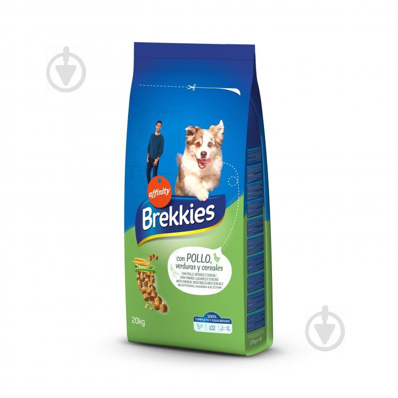 Корм Brekkies Excel Complet 20 кг