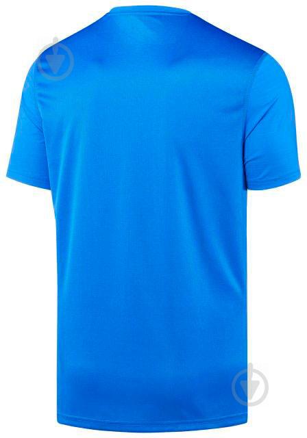 Футболка Reebok р. XL синий BQ3855 - фото 2