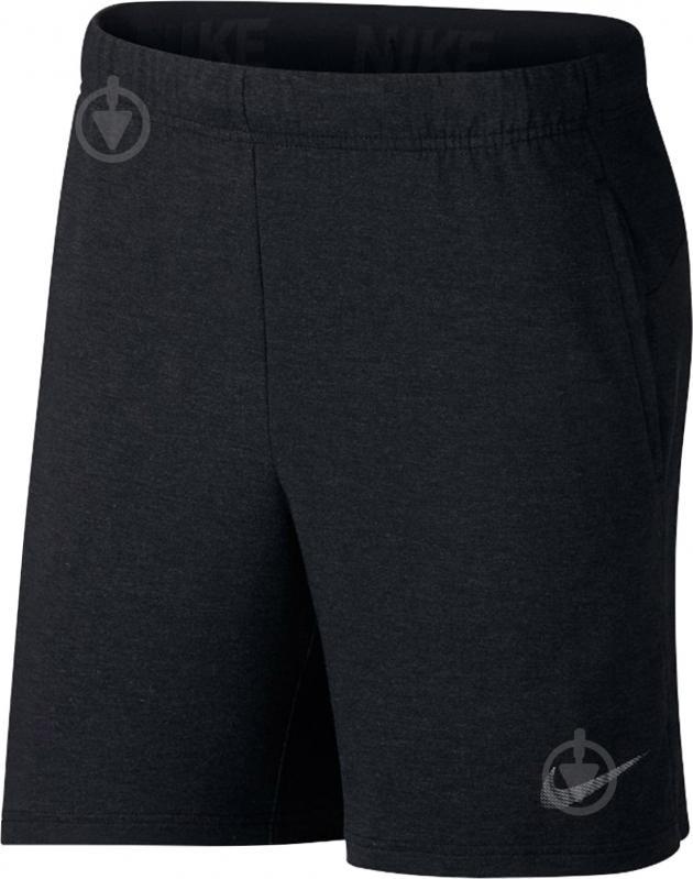 Шорты Nike M NK DRY SHORT HPR DRY LT 889401-010 р. M черный - фото 1
