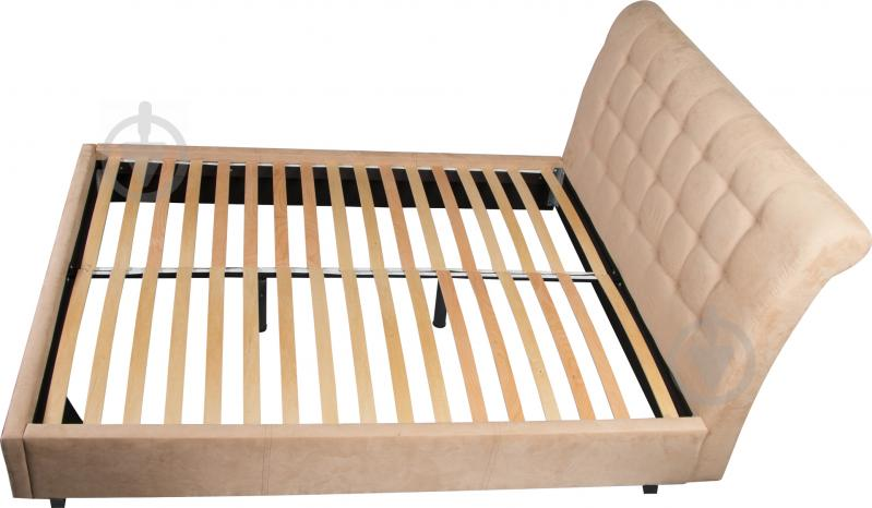 Кровать Embawood Coffe Time Caramel 160x200 см кремовый - фото 3