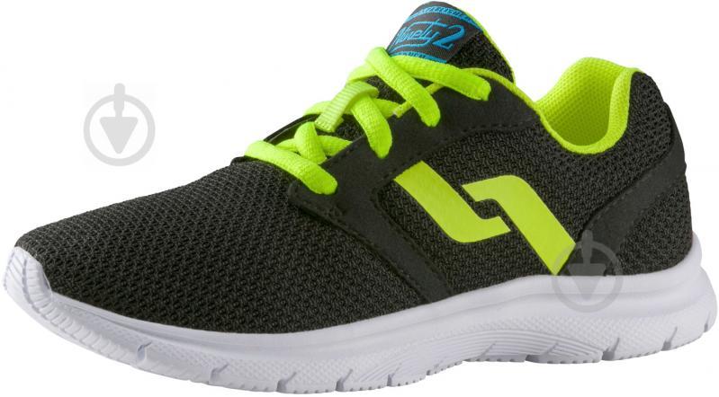 Кросівки Pro Touch 92 JR 270002-900050 р.34 чорний - фото 1