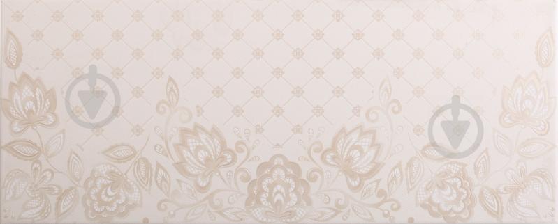 Плитка Venus Аріа буазері бейге 20,2x50,4 - фото 1