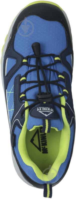 Кроссовки McKinley Maine AQB JR 253347-903542 р.34 голубой - фото 4