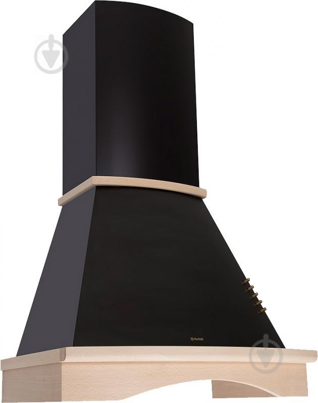 Витяжка Perfelli K 614 BLACK COUNTRY LED - фото 2