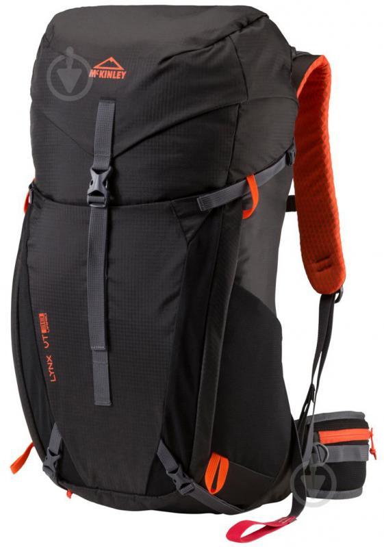 Рюкзак McKinley LYNX VT 38 Vario black 32 л (275996-71377) - фото 1