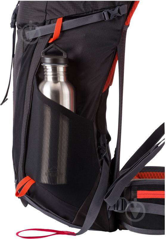 Рюкзак McKinley LYNX VT 38 Vario black 32 л (275996-71377) - фото 5