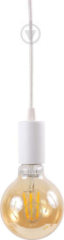 Люстра подвесная Светкомплект Паук EC 203 3x40 Вт E27 белый - фото 2