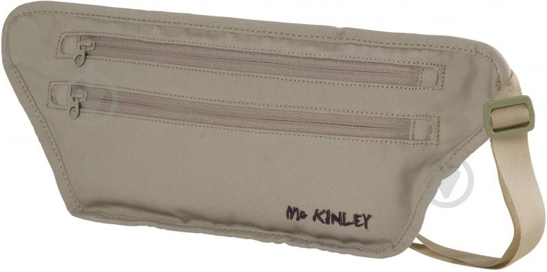Сумка-пояс McKinley 101316-77 бежевый - фото 1