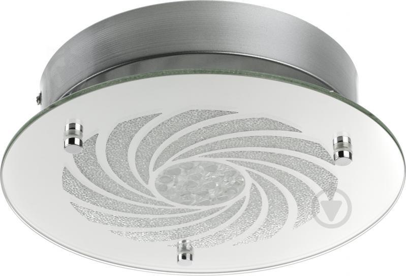 Світильник настінно-стельовий Victoria Lighting LED 12 Вт хром Path-2/PL12 - фото 1