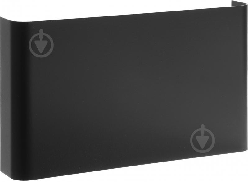Підсвітка декоративна Nowodvorski 9710 Haga Graphite 2x40 Вт G9 метал/графіт 9710 - фото 1