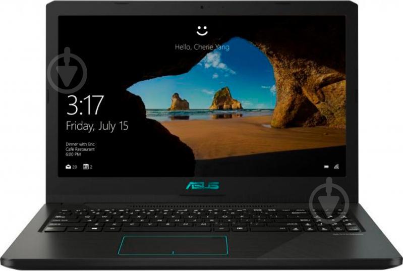 "Ноутбук Asus M570DD-DM001 15,6"" (90NB0PK1-M02420) black"