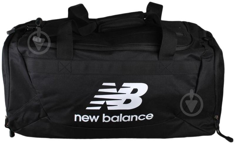 Спортивная сумка New Balance Solar Holdall 9973 черный - фото 1