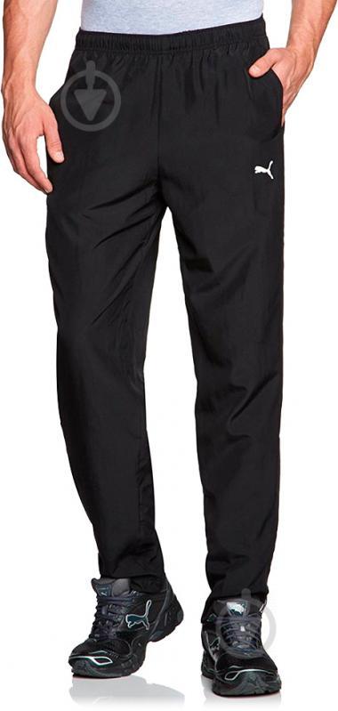 Брюки Puma CN Woven Pants 81560001 р. M черный - фото 1