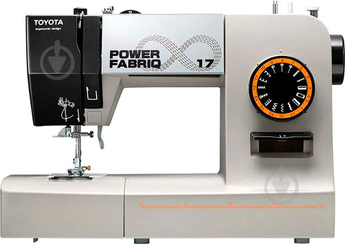 Швейна машина Toyota POWEFAB17 - фото 1