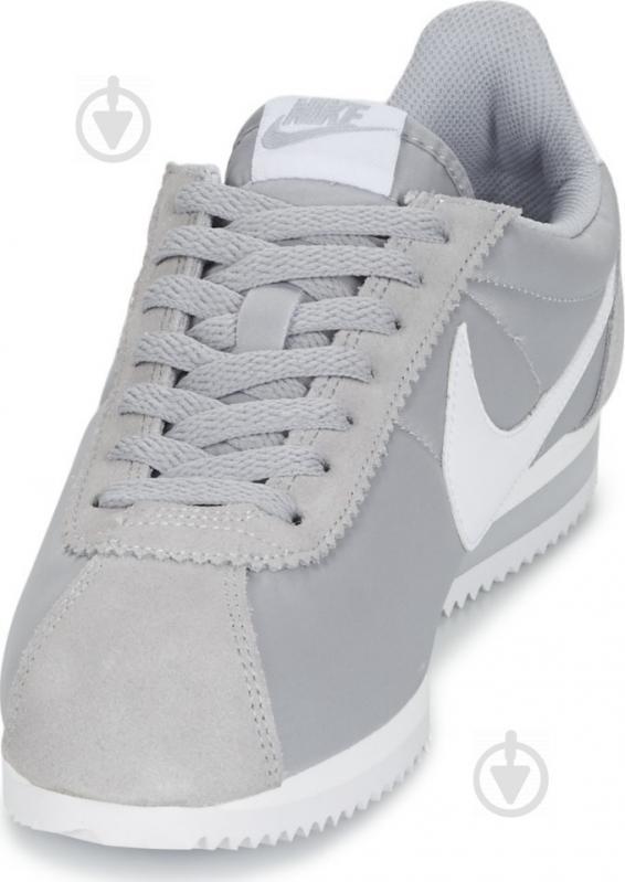 9979a4bb Кроссовки Nike CLASSIC CORTEZ NYLON 807472-010 р.10 серый - фото 2
