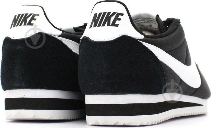 a4e5bdbd Кроссовки Nike CLASSIC CORTEZ NYLON 807472-011 р.10 черный - фото 2