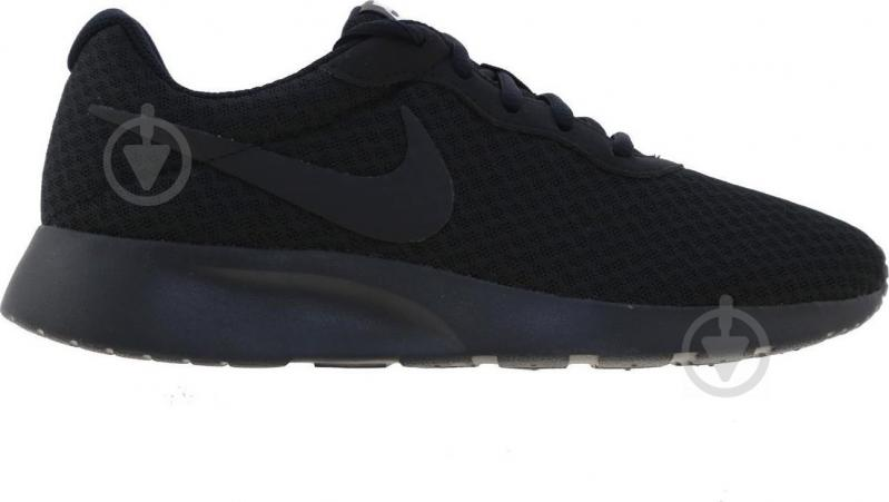 Кроссовки Nike WMNS TANJUN 812655-002 р.7 черный - фото 1