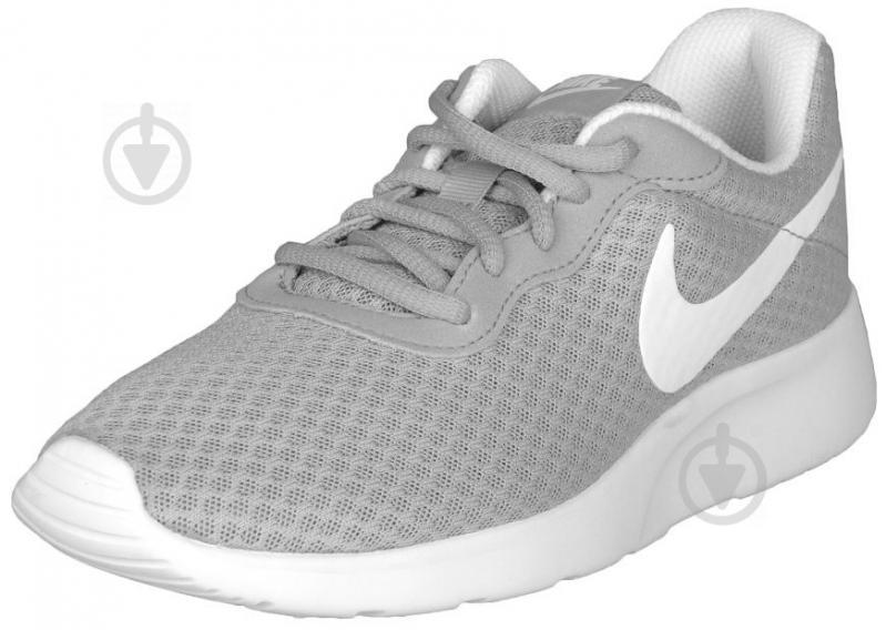 Кроссовки Nike WMNS TANJUN 812655-010 р.8 серый - фото 1