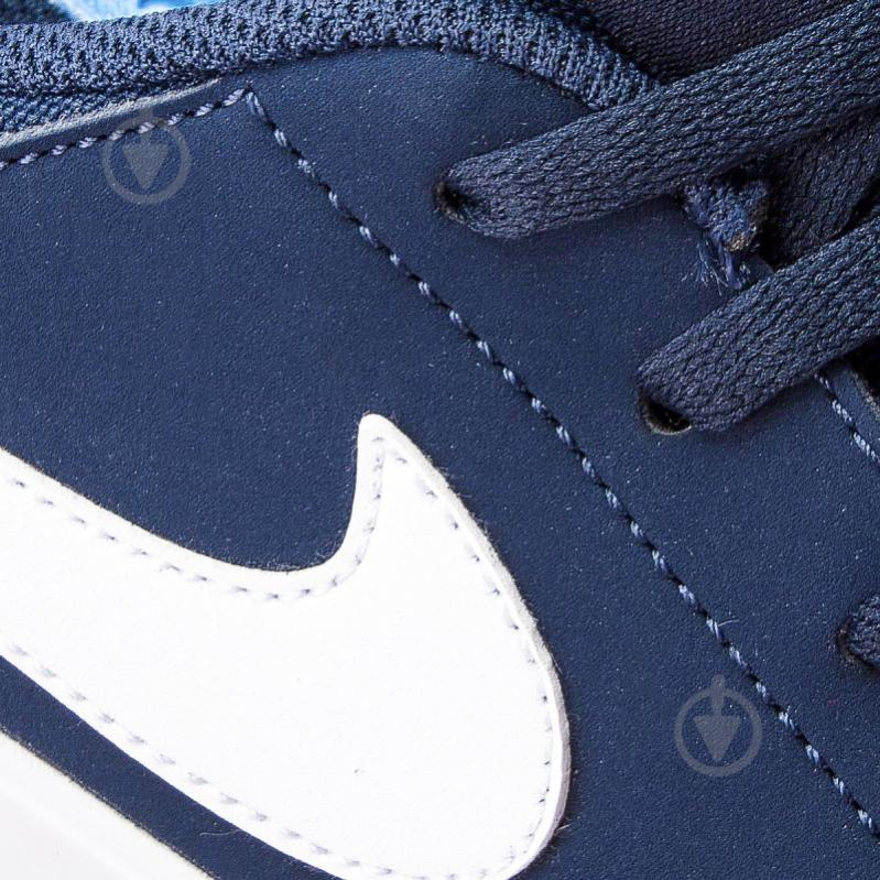 7576ac8b Кроссовки Nike SB PORTMORE II SOLAR 880266-410 р. 10 синий - фото 7