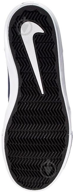 536d433d Кроссовки Nike SB PORTMORE II SOLAR 880266-410 р. 10 синий - фото 4