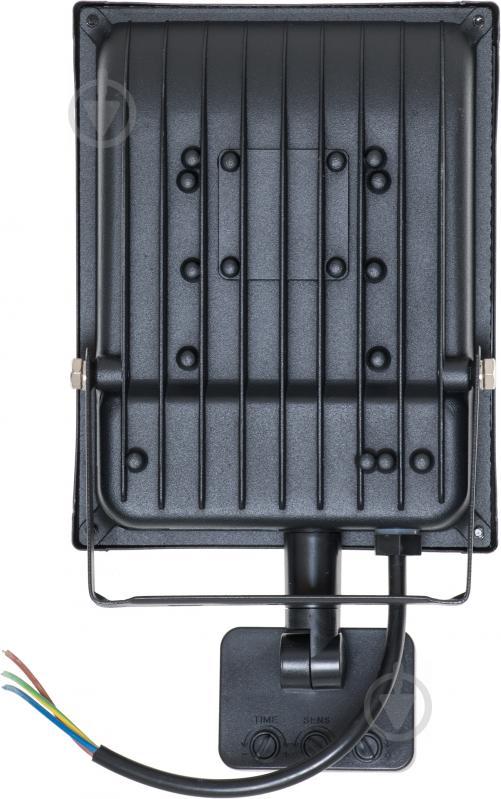 Прожектор DDH 20S 20 Вт IP65 чорний 17320 - фото 3