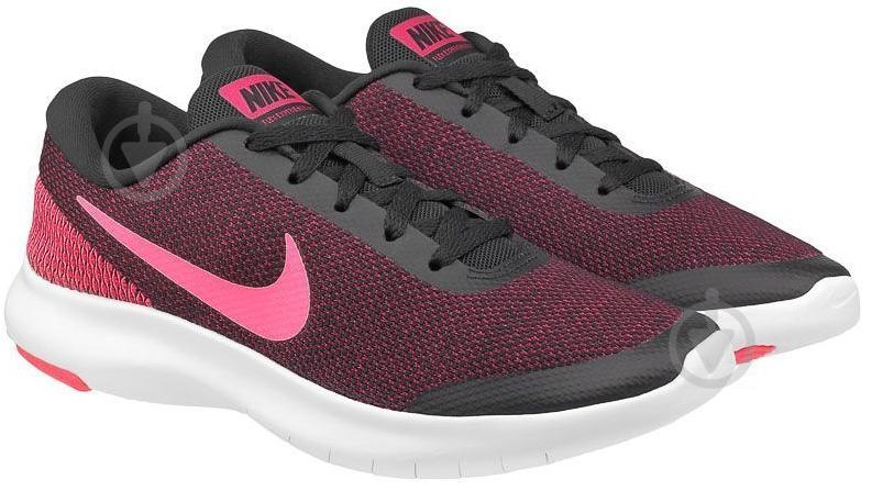 Кроссовки Nike W FLEX EXPERIENCE RN 7 908996-006 р.6,5 бордовый - фото 1