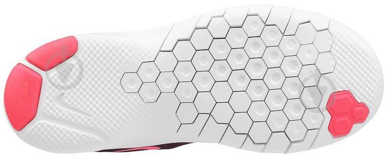 Кроссовки Nike W FLEX EXPERIENCE RN 7 908996-006 р.6,5 бордовый - фото 3