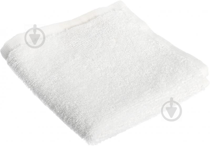 Рушник La Nuit Bianco 30x30 см білий - фото 1