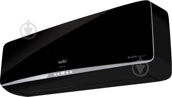 Кондиціонер Ballu BSEI-10HN1 black (Platinum) - фото 1