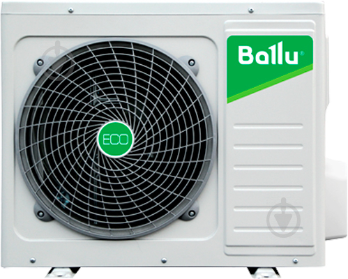 Кондиционер Ballu BSEI-13HN1 black (Platinum) - фото 2