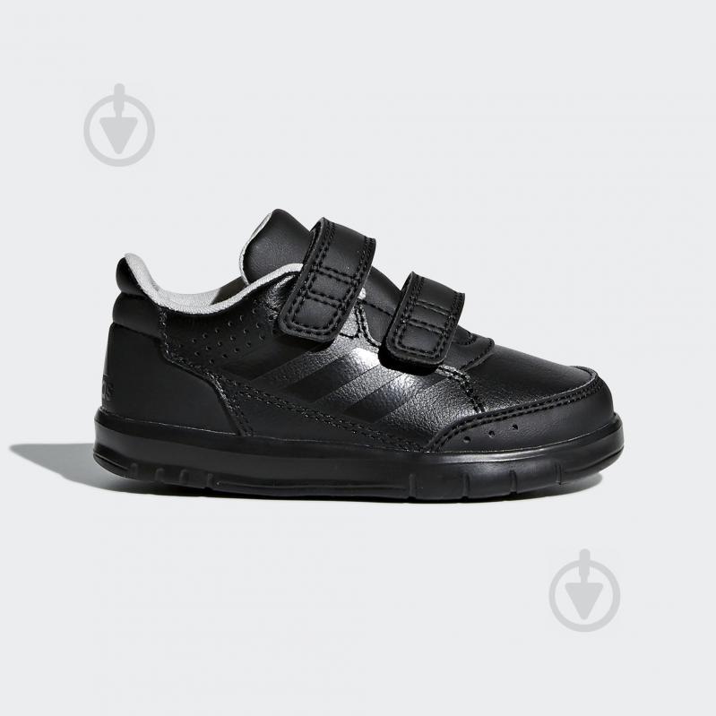 Кроссовки Adidas AltaSport DLX CF I B42218 р.27 черный - фото 1