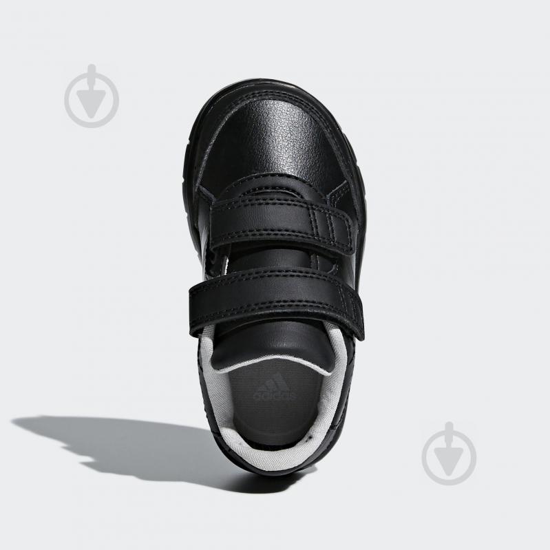 Кроссовки Adidas AltaSport DLX CF I B42218 р.27 черный - фото 2