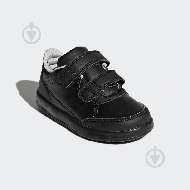 Кроссовки Adidas AltaSport DLX CF I B42218 р.27 черный - фото 4