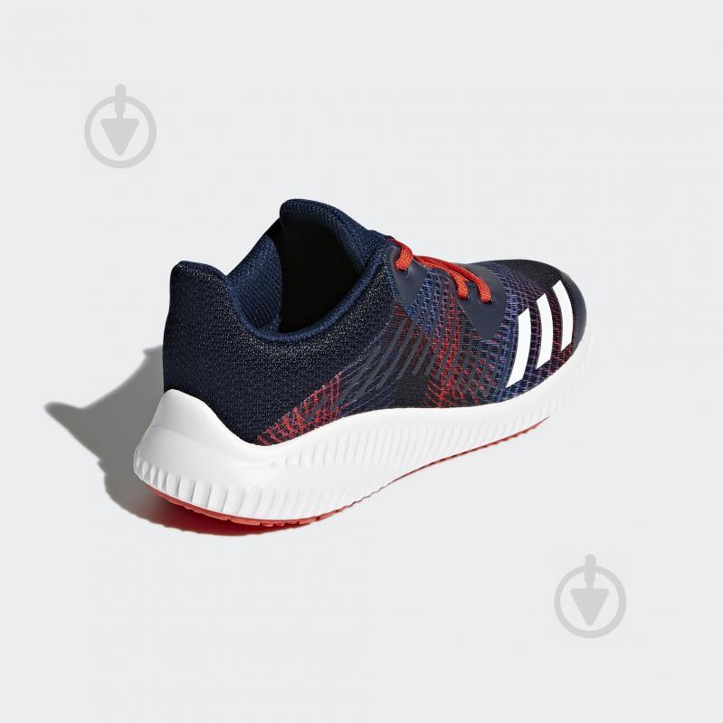Кроссовки Adidas FortaRun K CP9994 р.32 темно-синий - фото 5