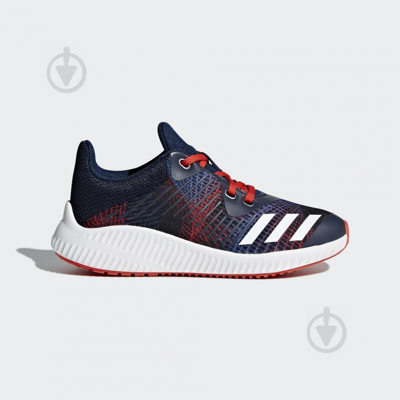 Кроссовки Adidas FortaRun K CP9994 р.34 темно-синий - фото 1