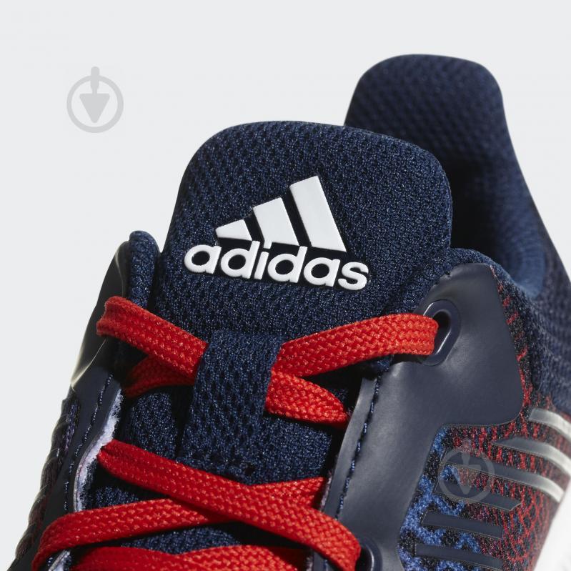Кроссовки Adidas FortaRun K CP9994 р.34 темно-синий - фото 7